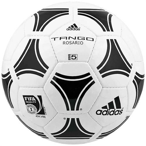 adidas Tango Rosario Ball - White/Black - IMAGE 1