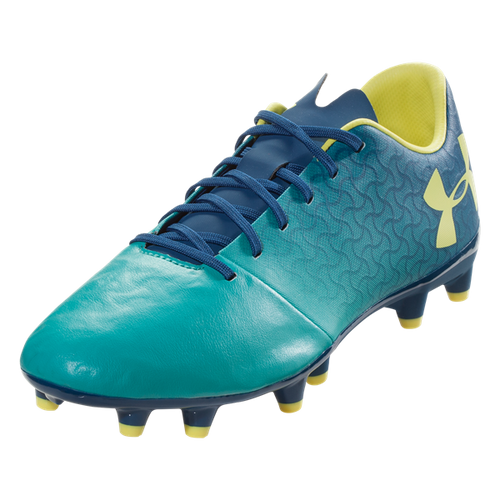 Under Armour Magnetico Select FG - Teal Punch/Moroccan Blue - IMAGE 1
