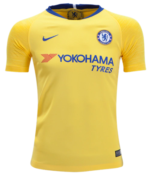 Nike Youth Chelsea FC Away Jersey 18/19 - IMAGE 1