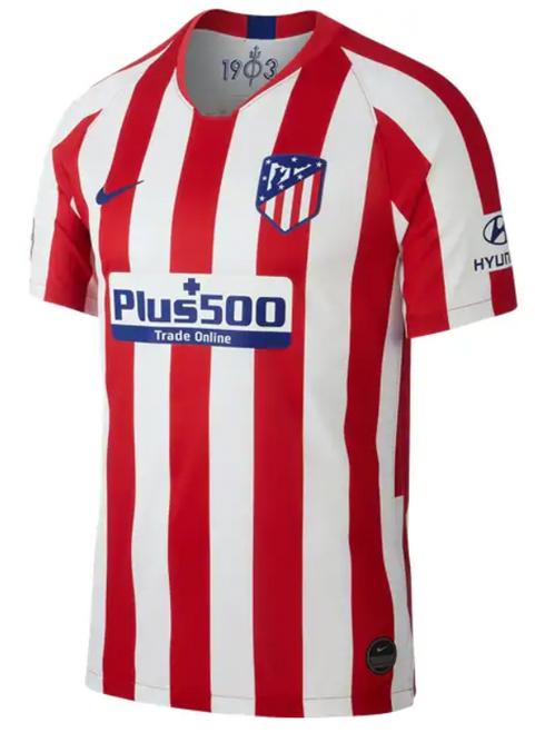Nike Atlético Madrid Home Jersey 19/20 - IMAGE 1