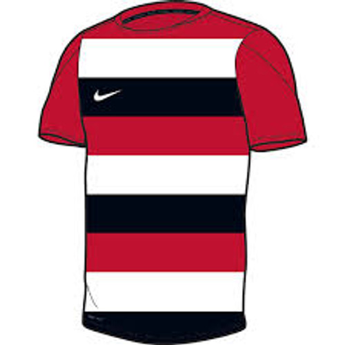 Nike Short-Sleeve Squad 14 Pre-Match Top - IMAGE 1