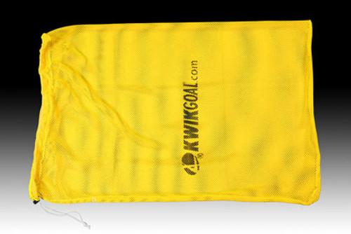 KWIKGOAL Hi-Vis Equipment Bag - Hi-Vis Yellow - IMAGE 1