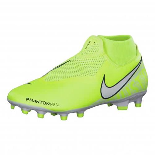 Nike Phantom Vision Academy DF MG - Volt/White - IMAGE 1