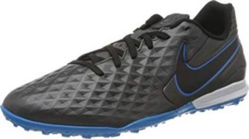 Nike Tiempo Legend 8 Acadmey Turf - Black/Blue Hero