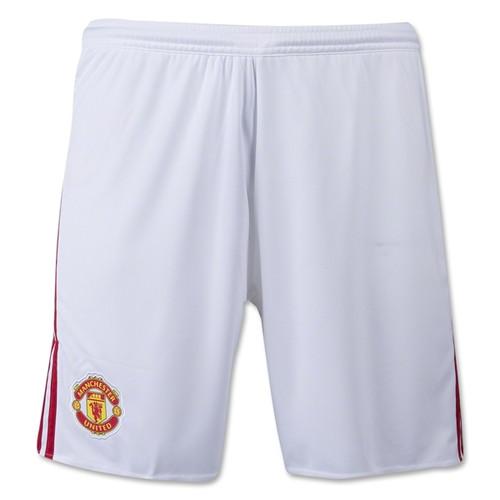 adidas Manchester United Home Short 15/16 - IMAGE 1