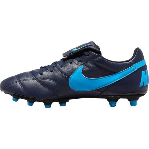 Nike Premier II FG - Obsidian/Light Current Blue/Black - IMAGE 1