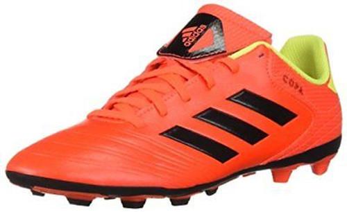 adidas Junior Copa 18.4 FxG - Solar Red/Black/Solar Yellow - IMAGE 1