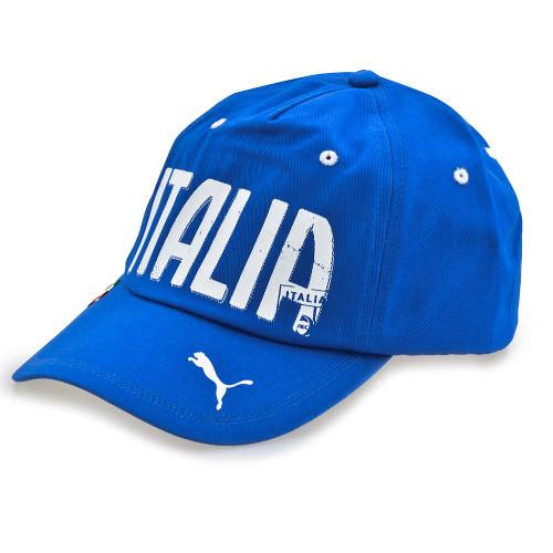 PUMA FIGC Italia Graphic Cap - IMAGE 1