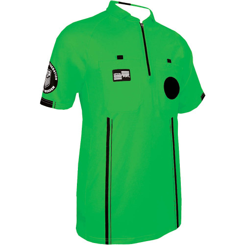 Official Sports USSF Pro Jersey - Green - IMAGE 1