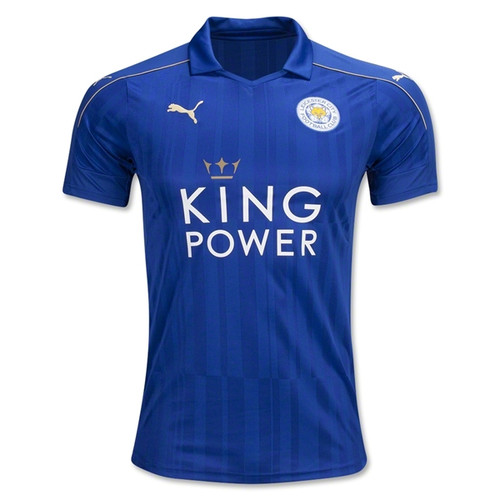 PUMA Leicester City Home Jersey 16/17 - IMAGE 1