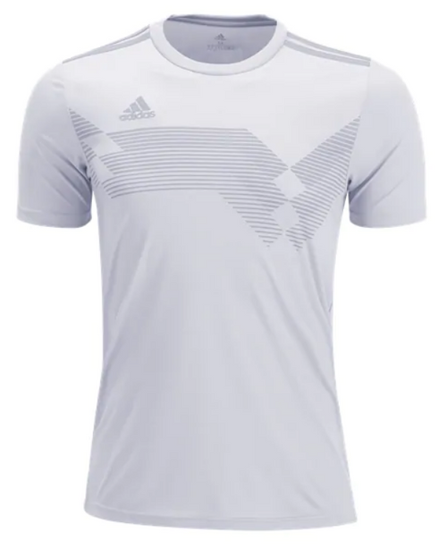 adidas Campeon 19 Jersey - White/Clear Grey - IMAGE 1