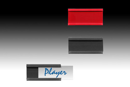 KWIKGOAL Player I.D. Magnets - Small - IMAGE 1