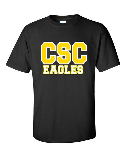 CSC Logo SS Tee - IMAGE 1
