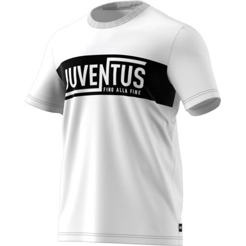 adidas Juventus Street Graphic Tee - IMAGE 1