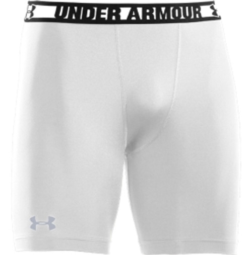Under Armour Youth HeatGear Sonic Compression Shorts - IMAGE 1