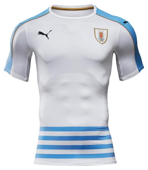 PUMA Uruguay 2016 Away Jersey - IMAGE 1