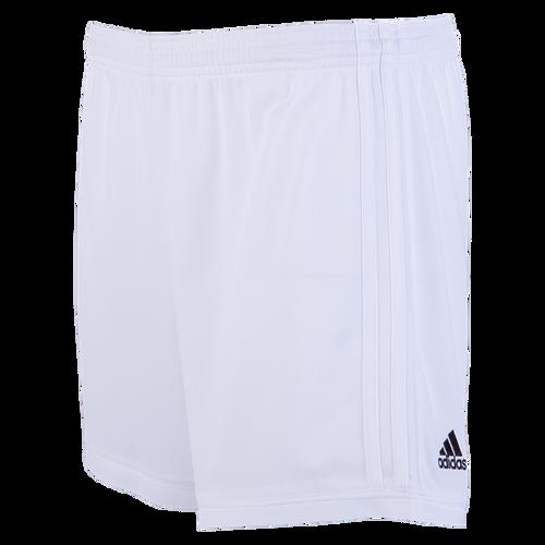 adidas Women's Squadra 17 Short - White/White - IMAGE 1