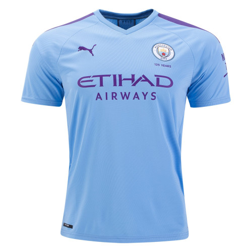 Puma Youth Manchester City Home Jersey 19/20 - IMAGE 1