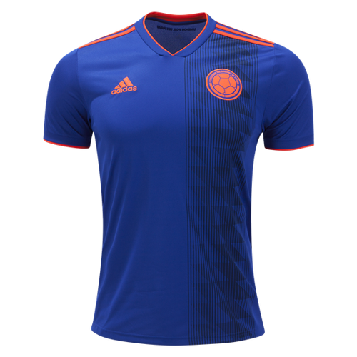 adidas Colombia Away Jersey 2018 - IMAGE 1