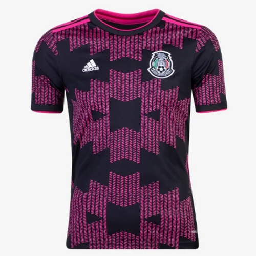 adidas Mexico Youth Home Jersey 21/22