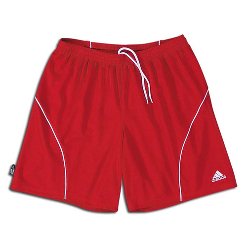 adidas Men's Striker Shorts - Red/White - IMAGE 1