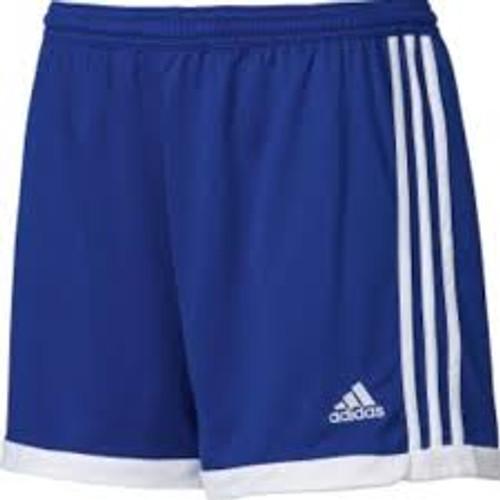 adidas Women's Tastigo 15 Short - Bold Blue/White - IMAGE 1