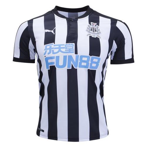 PUMA Newcastle United FC Home Jersey 17/18 - IMAGE 1