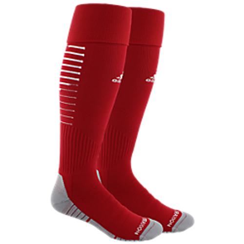adidas Team Speed II Sock - Power Red/White