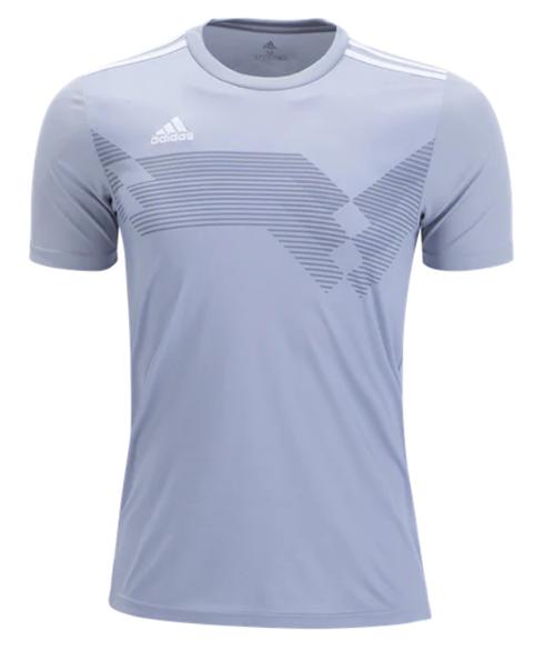 adidas Youth Campeon 19 Jersey - Light Grey/White - IMAGE 1