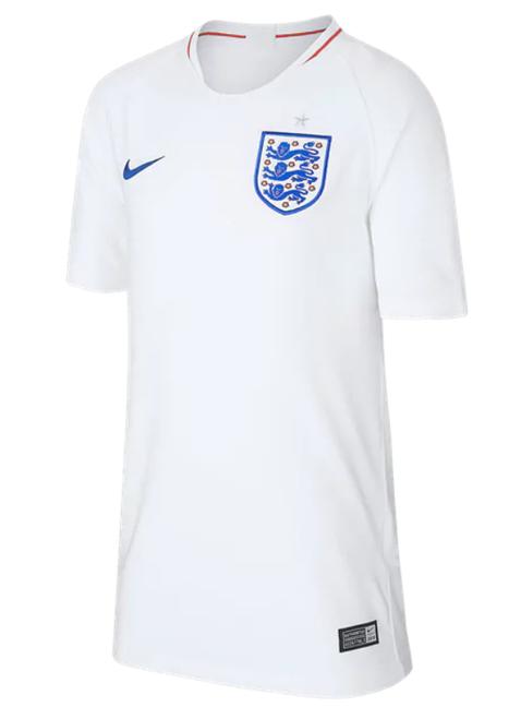 Nike Youth England 2018 Home Jersey - IMAGE 1