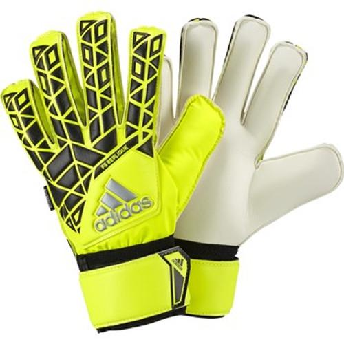 adidas ACE Fingersave Replique Glove - Solar Yellow/Black - IMAGE 1