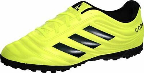 adidas Copa 19.4 Turf Junior - Solar Yellow/Core Black - IMAGE 1