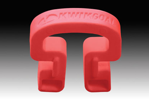 KWIKGOAL Net Clips 100 Pack - Red - IMAGE 1