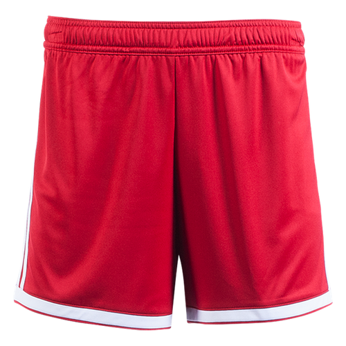 adidas Women's Regista 18 Short - Power Red/White - IMAGE 1