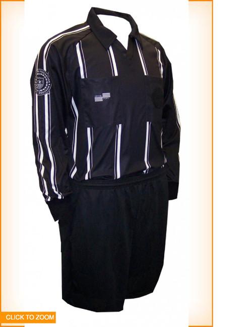 Official Sport Longsleeve Economy Jersey - Black - IMAGE 1