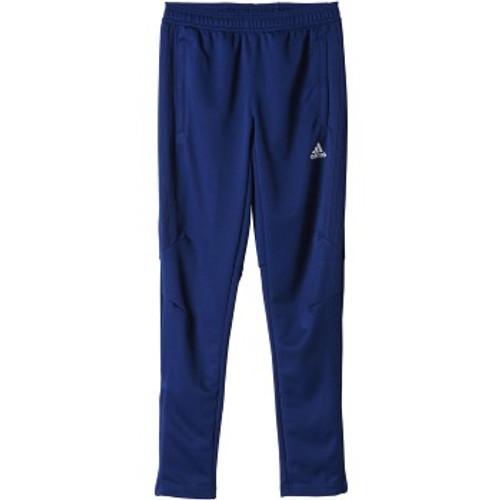 adidas Tiro 17 Training Pant - Dark Blue/White - IMAGE 1
