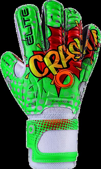 Elite Crash Youth Goalkeeper Gloves - IMAGE 1