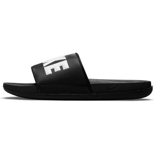 Nike Offcourt Slide - Black/White - IMAGE 1