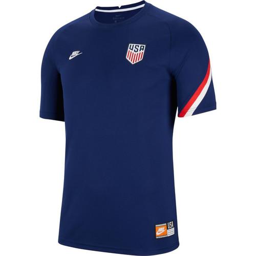 Nike USA Men's Short Sleeve Soccer Top - IMAGE 1