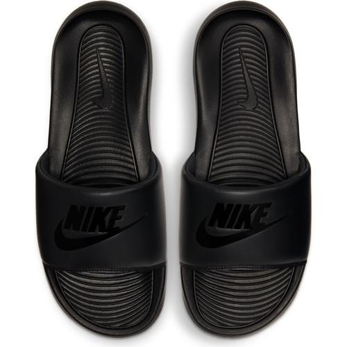 Nike Victori One Slides - Black/Black - IMAGE 1
