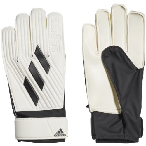 adidas Tiro Club Junior Goalkeeper Glove - White/Black - IMAGE 1