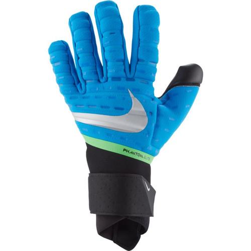 Nike Phantom Elite Goalkeeper Glove - Blue/Black/Silver - IMAGE 1