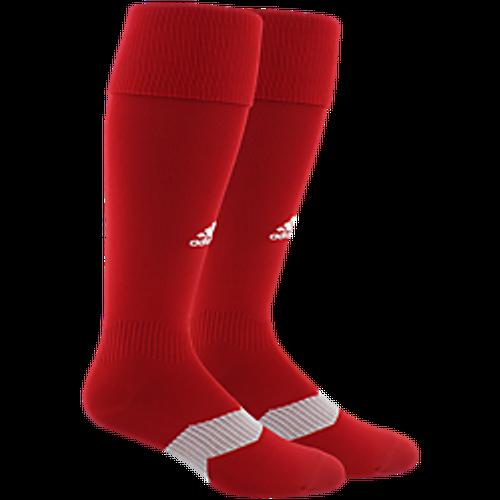 adidas Metro IV Sock - Power Red - IMAGE 1