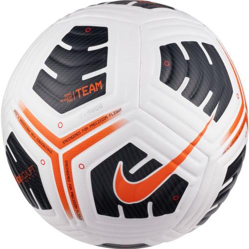 Nike Academy Pro Team Ball - White/Black/Orange - IMAGE 1