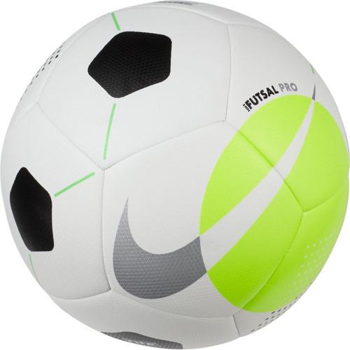 Nike Futsal Team Pro Ball - White/Volt/Silver - IMAGE 1