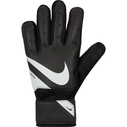 Nike Goalkeeper Match Gloves - Black/White - IMAGE 1