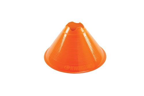 KwikGoal Jumbo Disc Cone - Orange - IMAGE 1