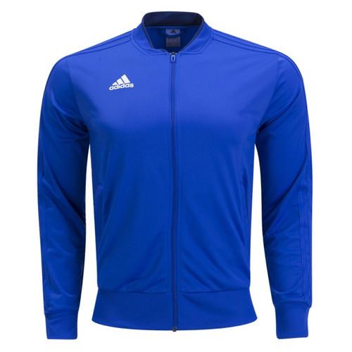 adidas Condivo 18 Training Jacket - Bold Blue