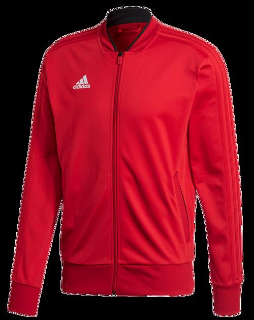 adidas Condivo 18 Training Jacket - Power Red - IMAGE 1