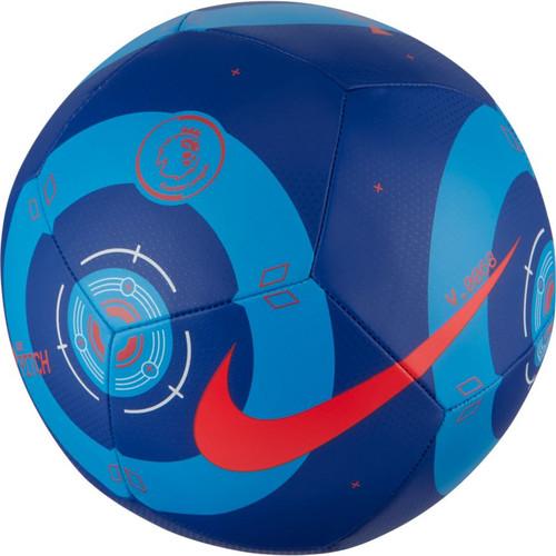 Nike Premier League Pitch Ball - Blue/Crimson - IMAGE 1